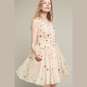 👗 Ranna Gil star A-line dress